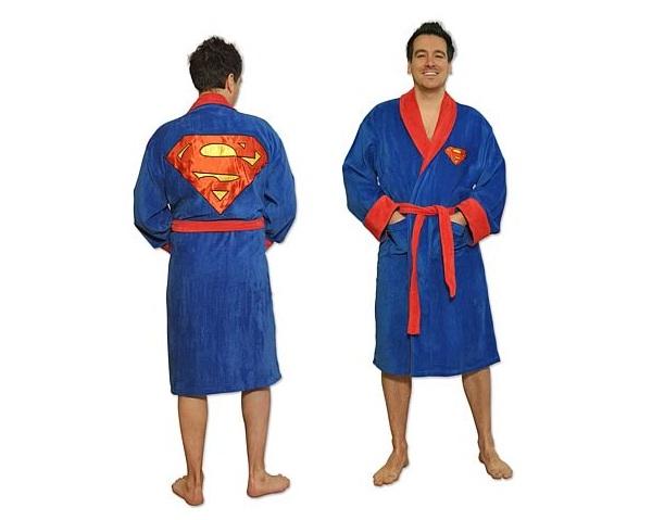 Supermaaaaaannnn-Amazing Geeky Robes