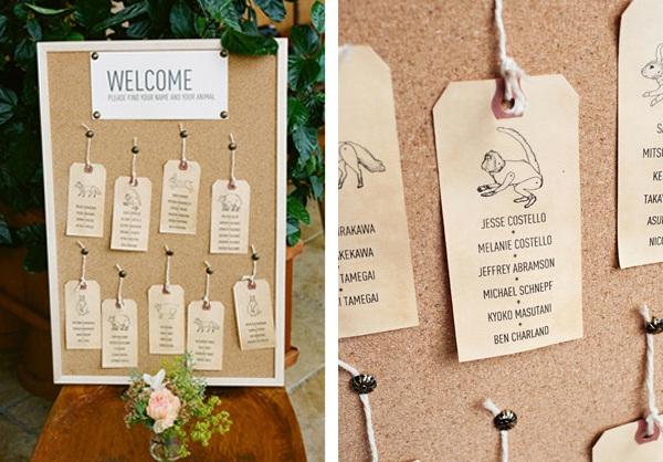Creative seating-Amazing Unique Wedding Ideas
