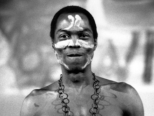 Fela Kuti-Celebrities Who Died Of AIDS