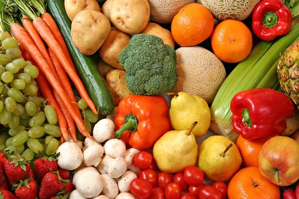 Fruit and vegetables-Foods That Are Going Extinct Thanks To Climate Change