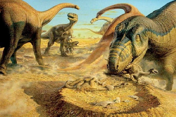 Palaeophilia - Love Of Dinosaurs-Weird Philias Humans Have
