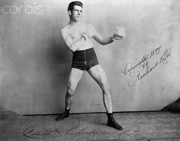 First boxing champion-World's First Thing