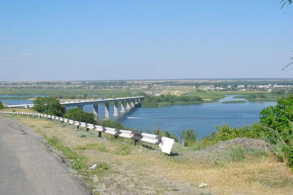 Volgograd Bridge - Russia-Most Extreme Bridges Around The World