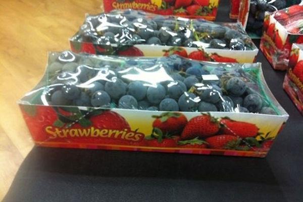Strawberries??-Hilarious Examples Of False Advertising