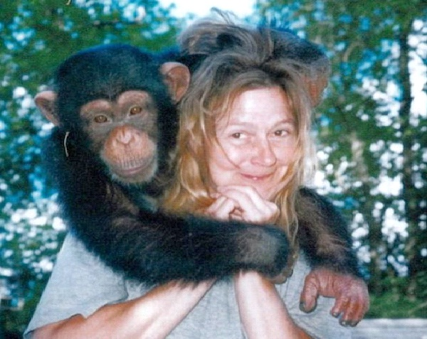 Charla Nash - Survives Monkey Attack To Face-Medical Miracles