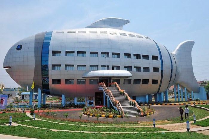 Hyderabad, India-World's Craziest Buildings