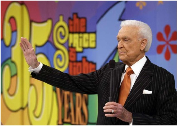 Bob Barker's Skinny Mic-Bizarre Celebrity Items Put Up For Auction
