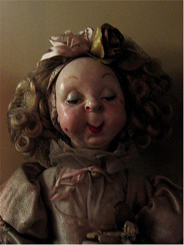 Born Creepy-Creepiest Toys