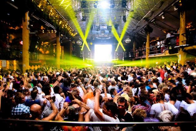 Amnesia-Hottest Nightclubs Around The World