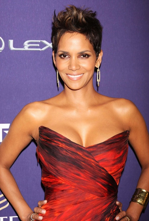 Halle Berry-Hot And Fit Celeb Moms