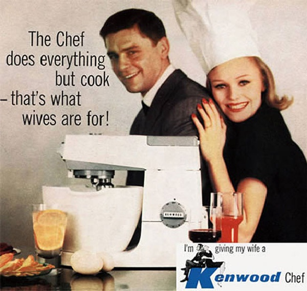 Kenwood chef-Ads That Should Be Banned