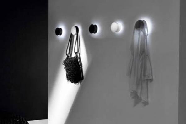 Soft Lighting-Craziest Wall Hooks