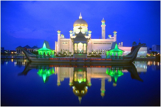 Brunei Darussalam-Countries With No Income Tax