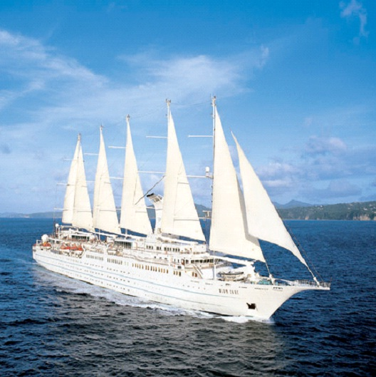 Windstar Cruises-Best Cruise Lines To Travel