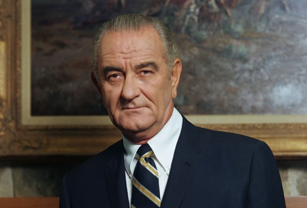 Lyndon B. Johnson-Teachers Who Got Famous In Other Professions