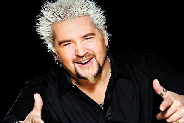 Guy Fieri-Richest Chefs In The World