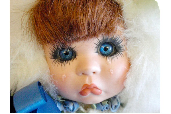Cry Baby-Creepiest Dolls Ever