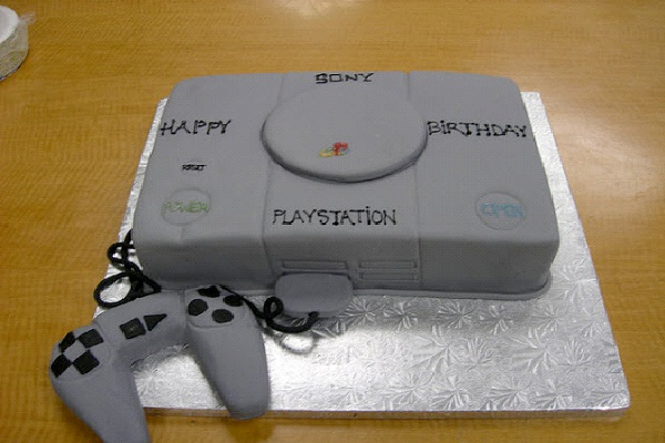 Play Station-Most Geeky Cakes