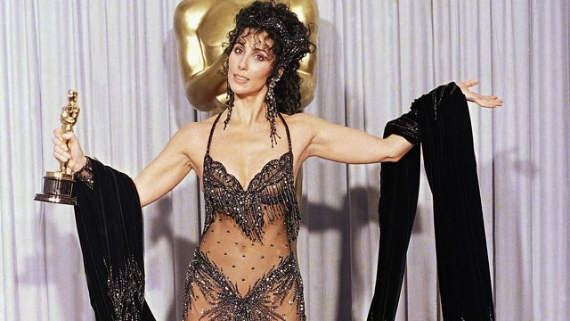 Cher-Musicians You Didn't Know Won Oscars