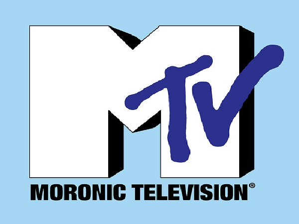 MTV-Popular Brand Logos And Their Real Meaning