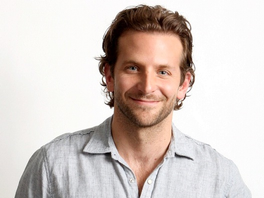 Bradley Cooper-Celebrities Who Don't Drink At All