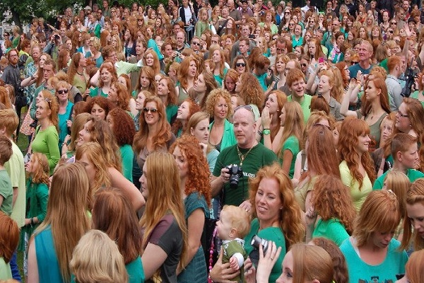 Redheads-Fascinating Facts About Scotland That You Didn't Know