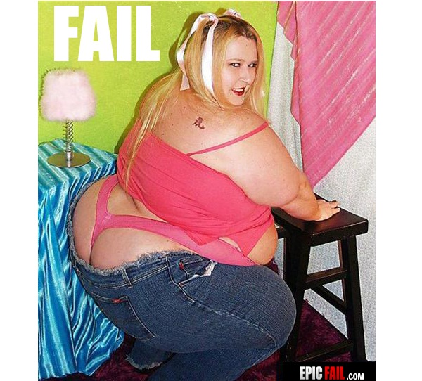 Too big-12 Funniest Thong Fails Ever