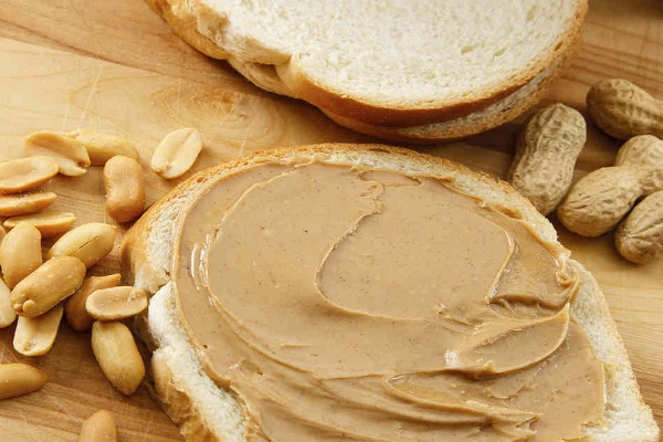Peanut butter-Foods That Cause Acne