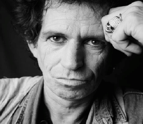 Keith Richards-Most Ugly Celebrities