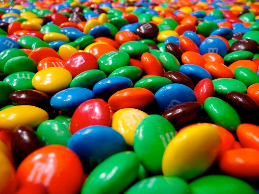 M&M's-Best Chocolate Products