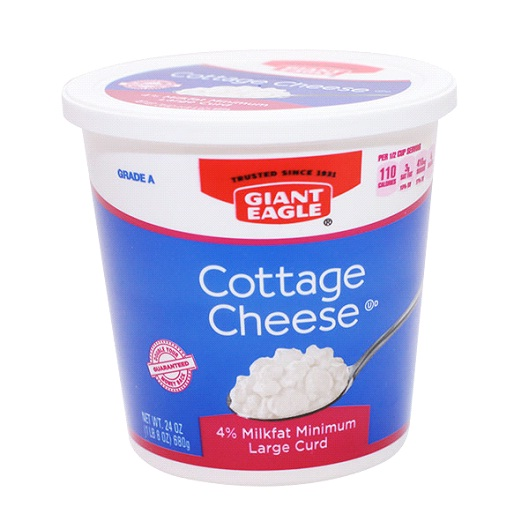 Cottage Cheese-Foods Without Gluten