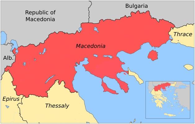 Macedonia-Countries Without McDonald's