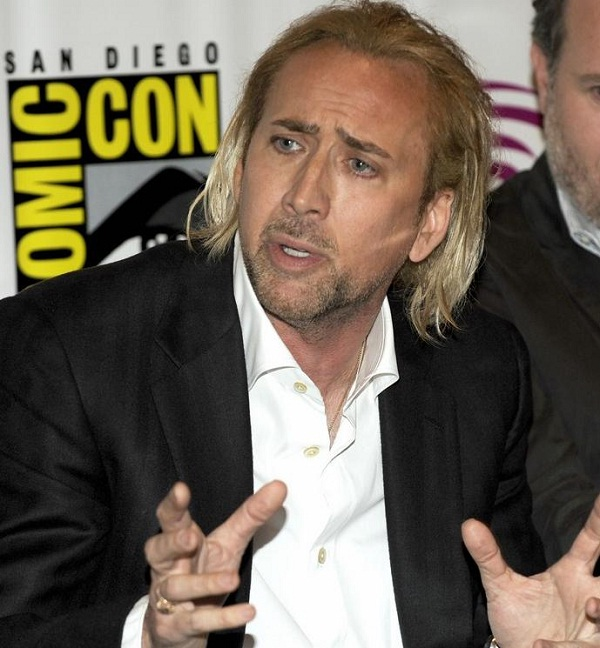 Nicholas Cage given the Declaration of Independence-Craziest Whitehouse.gov Petitions Ever