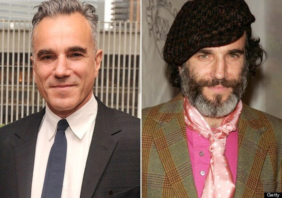 Daniel Day Lewis-12 Images That Show A Beard Makes You Look Different