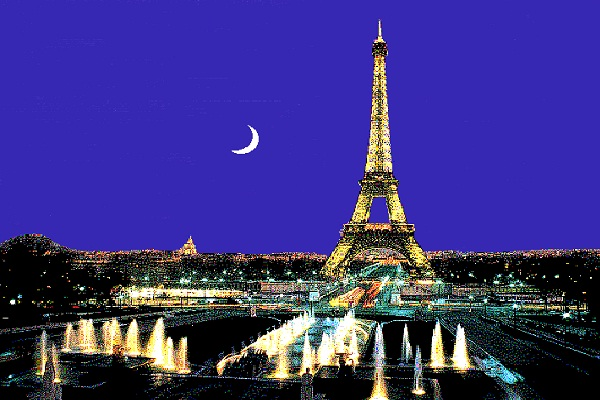 Paris France Most Romantic Places In The World