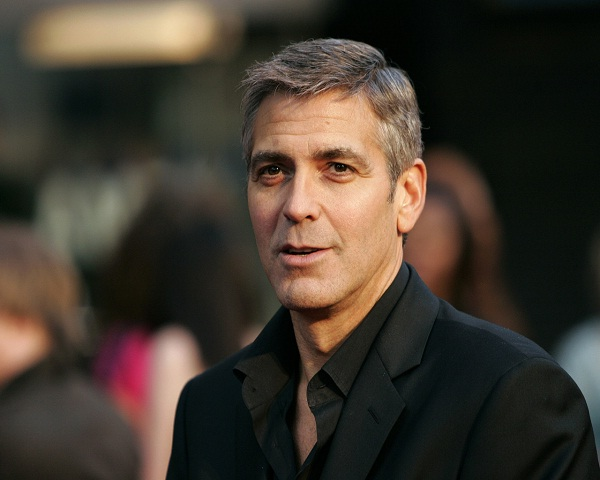 George Clooney-Celebs That Do Drugs