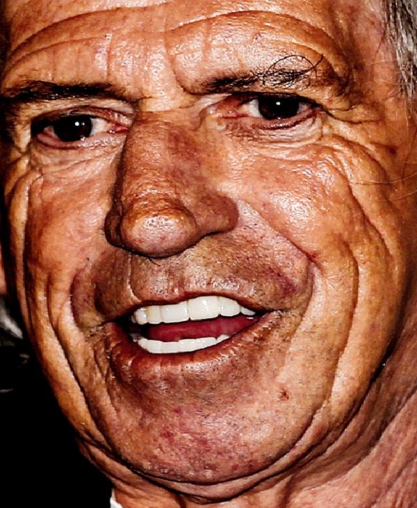Keith Richards-Weird Celebrity Closeups