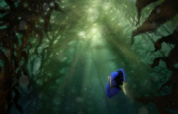 Finding Dory-Upcoming Disney Pixar Movies