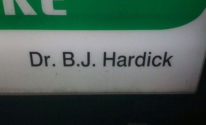 An interesting doctor-Weirdest Names