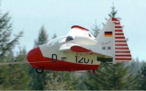 The short aircraft-Most Bizarre Designed Aircrafts