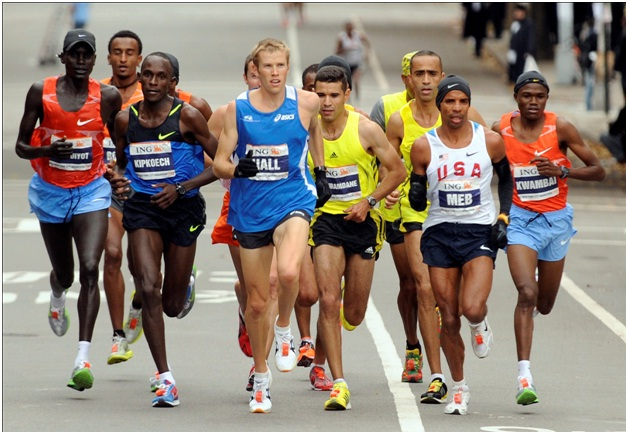 Running (Marathons)-Sports Which Are Boring To Watch