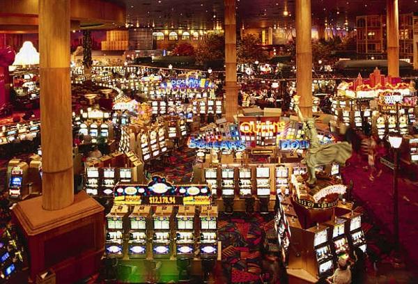 Slot machine ratio-Insane Fact About Gambling