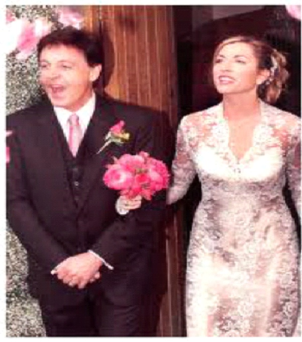 Paul McCartney & Heather Mills - $3 Million-Most Expensive Weddings Ever