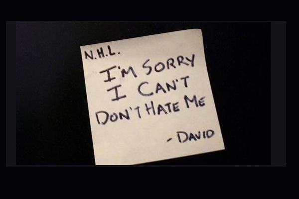 Leave Them A Post It-Worst Ways To Break Up