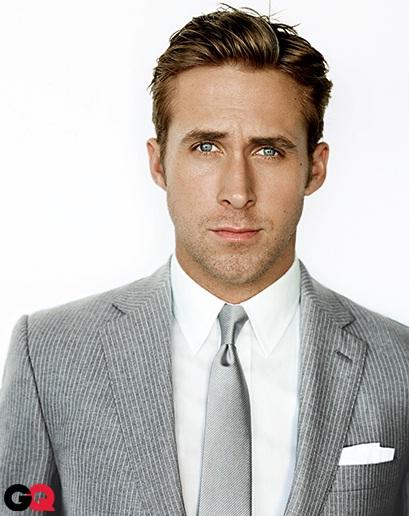 Ryan Gosling-Celebrities With Wonky Eyes