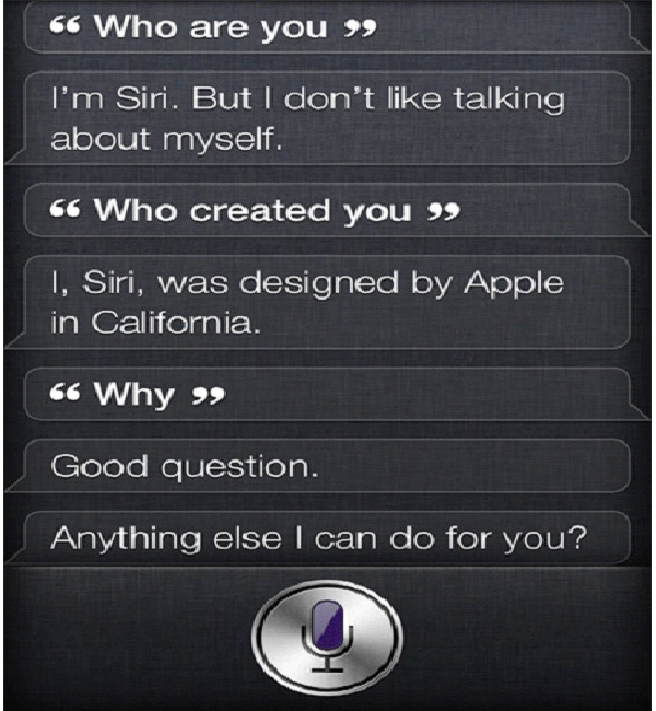 Modest Siri-12 Funny Conversations You Can Have With Siri