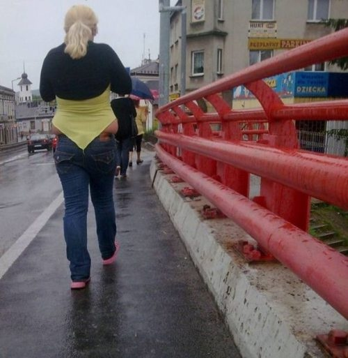 Too Much Going On-Epic Fashion Fails