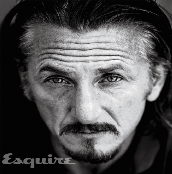 Sean Penn-Celebrities Who Are Real Life Heroes