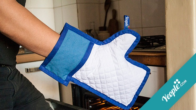 Thumbs up for the oven glove-Amazing Products Inspired By Facebook