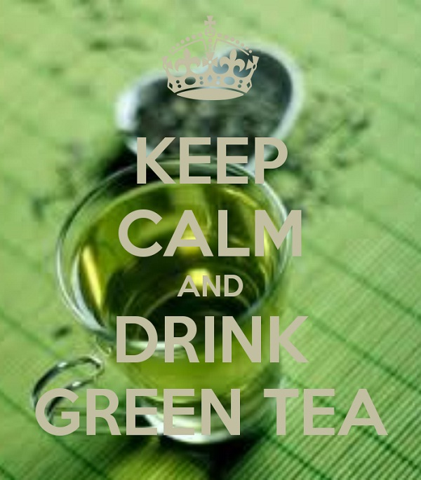 Green tea-Simple Home Remedies For Irregular Periods